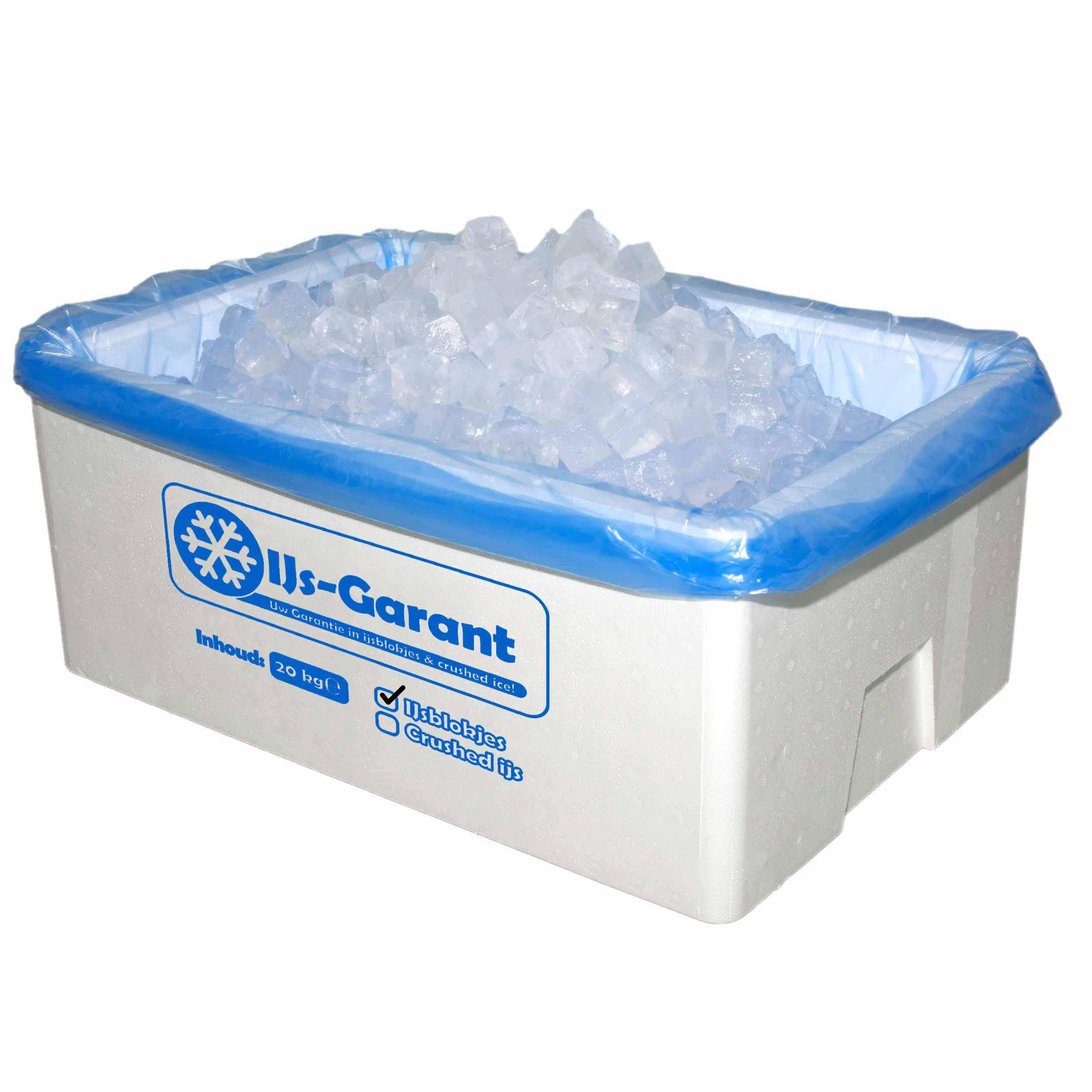 ijsblokjes breda